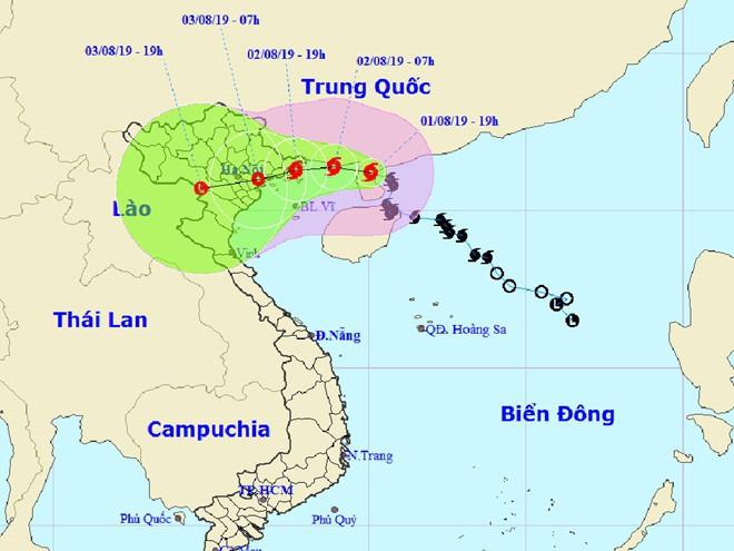 Tin bão khẩn cấp: Bão số 3 giật cấp 12 đang cách đất liền Quảng Ninh-Hải Phòng 180km - Ảnh 3.