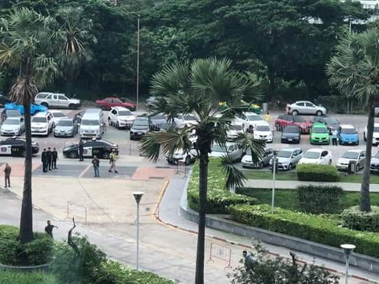 Nhiều vụ nổ liên tiếp ở Bangkok giữa lúc hội nghị Ngoại trưởng ASEAN đang diễn ra - Ảnh 4.