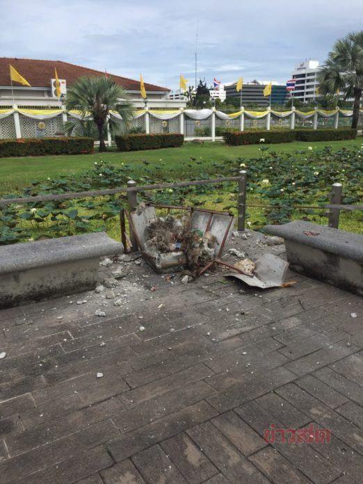 Nhiều vụ nổ liên tiếp ở Bangkok giữa lúc hội nghị Ngoại trưởng ASEAN đang diễn ra - Ảnh 7.