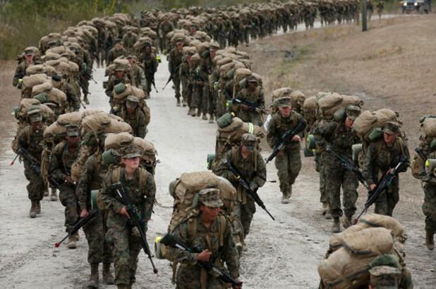5 cú đấm của Thủy quân lục chiến Hoa Kỳ: Sẵn sàng cho tác chiến đổ bộ tương lai? - Ảnh 2.