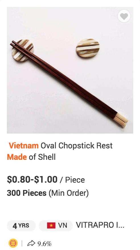 Hàng loạt sản phẩm truyền thống của Việt Nam được bá.n với giá cực cao trên Amazon, eBay - Ảnh 10.