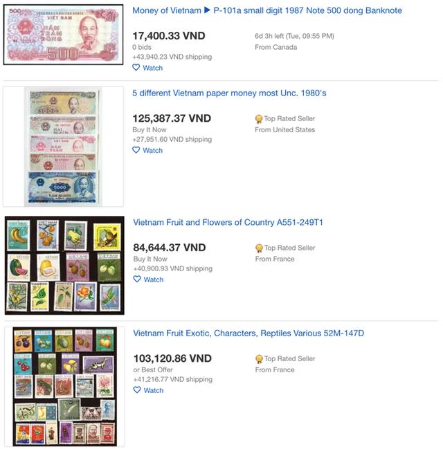 Hàng loạt sản phẩm truyền thống của Việt Nam được bá.n với giá cực cao trên Amazon, eBay - Ảnh 12.
