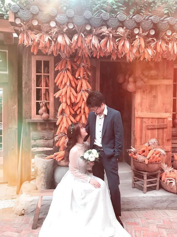 Cô gái tự tay may váy cưới cho mình khiến dân mạng phục sát đất: Đây chắc chắn sẽ là cô dâu xinh đẹp nhất! - Ảnh 7.