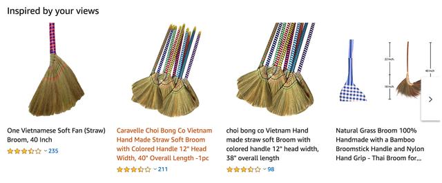 Hàng loạt sản phẩm truyền thống của Việt Nam được bá.n với giá cực cao trên Amazon, eBay - Ảnh 6.