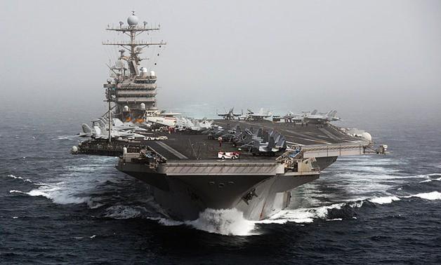 Hi hữu: 5 máy bay hiện đại của Mỹ bị loại khỏi vòng chiến đấu trước cửa ngõ Iran? - Ảnh 1.
