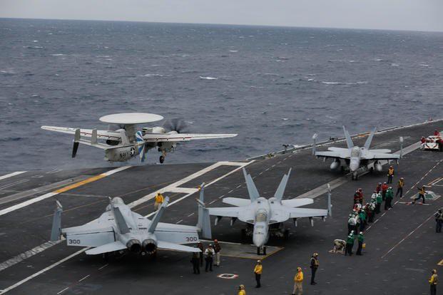 Hi hữu: 5 máy bay hiện đại của Mỹ bị loại khỏi vòng chiến đấu trước cửa ngõ Iran? - Ảnh 3.