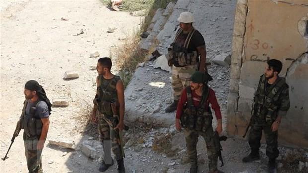 Phiến quân sụp đổ ở Syria - Mỹ, Israel dồn dập luyện quân, căng thẳng tăng vọt - Ảnh 12.