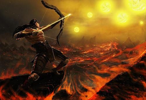Bảng xếp hạng 10 đại chiến thần được Tây Du Ký công nhận, Tôn Ngộ Không mạnh mẽ cũng chỉ đứng áp chót - Ảnh 7.