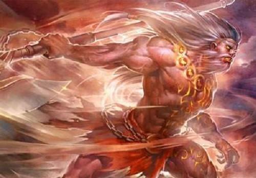 Bảng xếp hạng 10 đại chiến thần được Tây Du Ký công nhận, Tôn Ngộ Không mạnh mẽ cũng chỉ đứng áp chót - Ảnh 10.