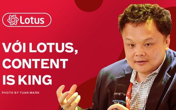 MXH Lotus có cơ chế chống lại tin giả riêng, hạn chế nội dung xấu, đặt mục tiêu 4 triệu người dùng - Ảnh 1.