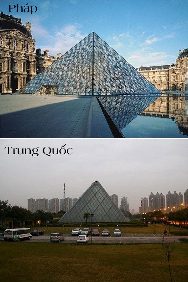 17 công trình nổi tiếng thế giới bị Trung Quốc đạo nhái không thương tiếc: Tháp Eiffel, Nhà Trắng cũng không thoát - Ảnh 15.