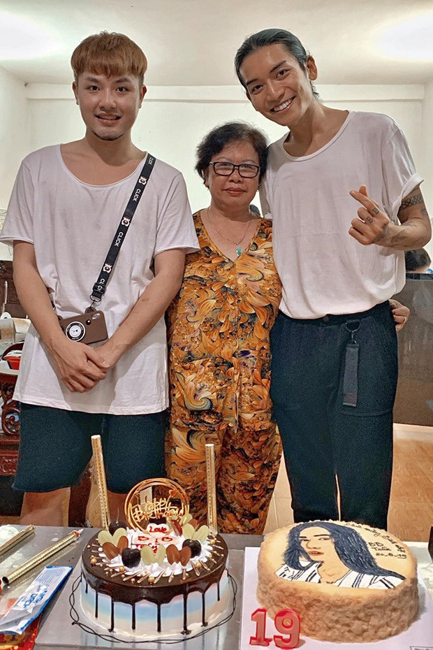 BB Trần và người yêu đồng giới diện đồ đôi, công khai tình cảm trước gia đình - Ảnh 4.