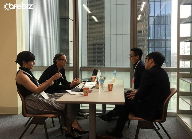 CEO Giao Hàng Nhanh: Sợ nhất vẫn là 'không biết cái mà mình cũng không biết' - Ảnh 4.