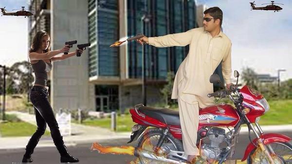 Những bức ảnh chứng minh rằng người Ấn Độ đã đạt tới cảnh giới của thánh thần khi sử dụng Photoshop! - Ảnh 4.