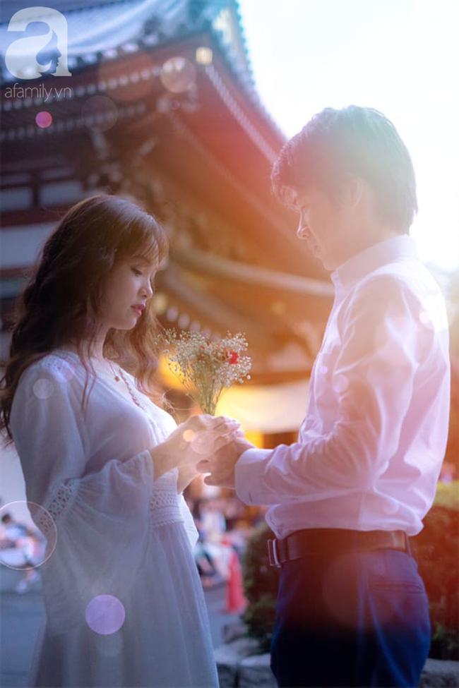 """Chân dung cô dâu khiến MXH """"sôi sục"""" vì tự may váy cưới RẺ nhưng CHẤT và chuyện tình với anh chàng người Nhật dị ứng ngôn tình - Ảnh 5."""