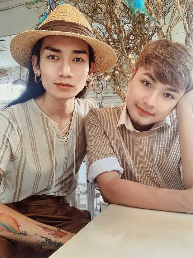 BB Trần và người yêu đồng giới diện đồ đôi, công khai tình cảm trước gia đình - Ảnh 5.