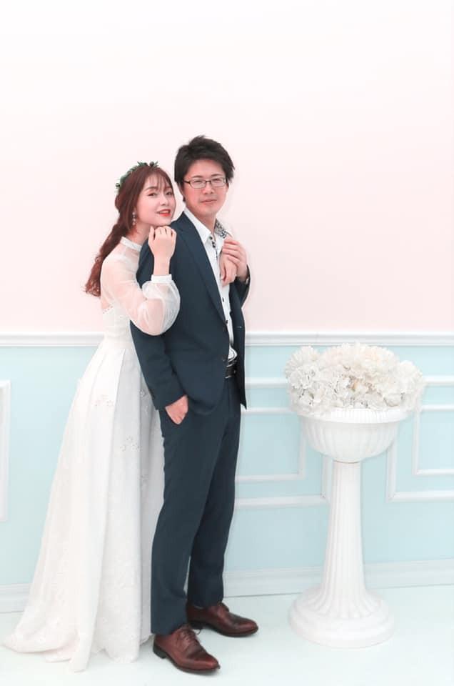 """Chân dung cô dâu khiến MXH """"sôi sục"""" vì tự may váy cưới RẺ nhưng CHẤT và chuyện tình với anh chàng người Nhật dị ứng ngôn tình - Ảnh 6."""