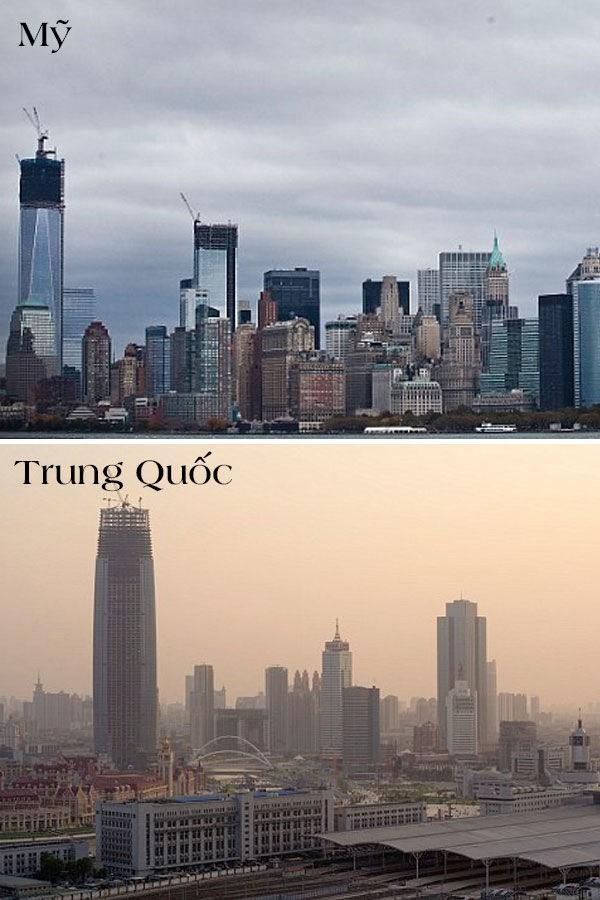 17 công trình nổi tiếng thế giới bị Trung Quốc đạo nhái không thương tiếc: Tháp Eiffel, Nhà Trắng cũng không thoát - Ảnh 9.