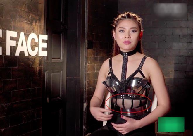 Người mẫu Việt từng bị chê bai cân nặng gây bất ngờ sau khi lấy chồng, sinh con - Ảnh 1.
