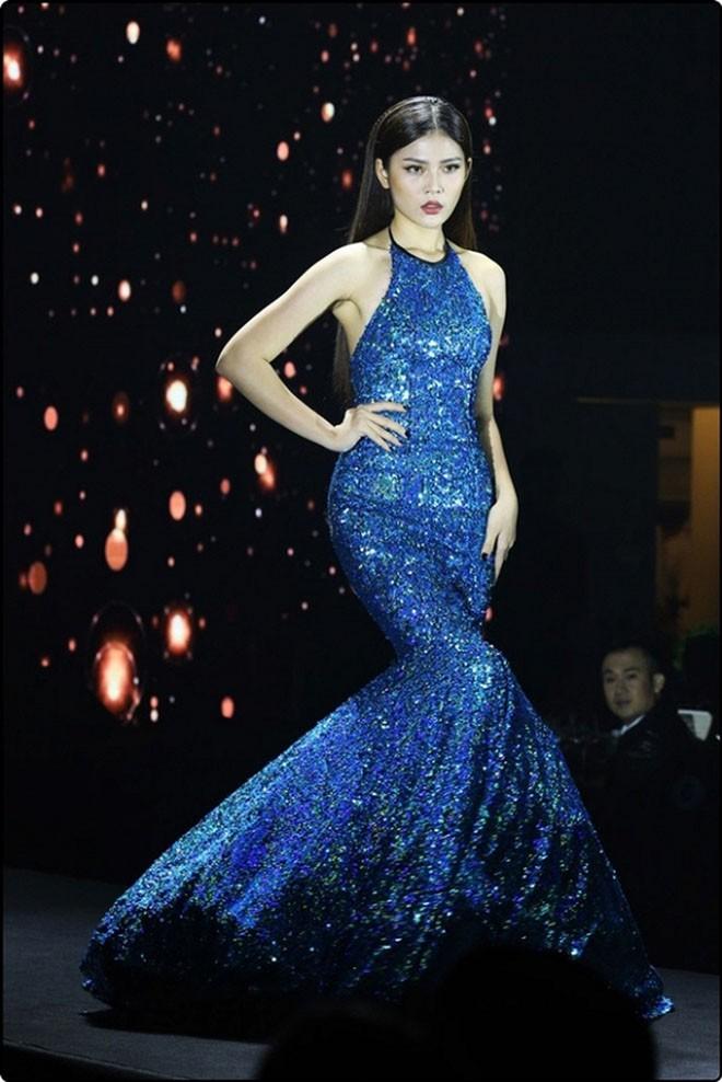 Người mẫu Việt từng bị chê bai cân nặng gây bất ngờ sau khi lấy chồng, sinh con - Ảnh 2.