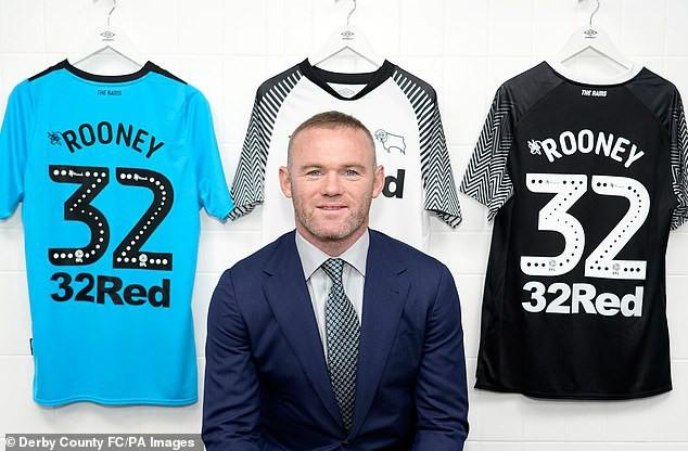 Bị VAR tố cáo, Rooney lộ mặt đánh lén, tỉnh bơ như vô tội trên đất Mỹ - Ảnh 4.