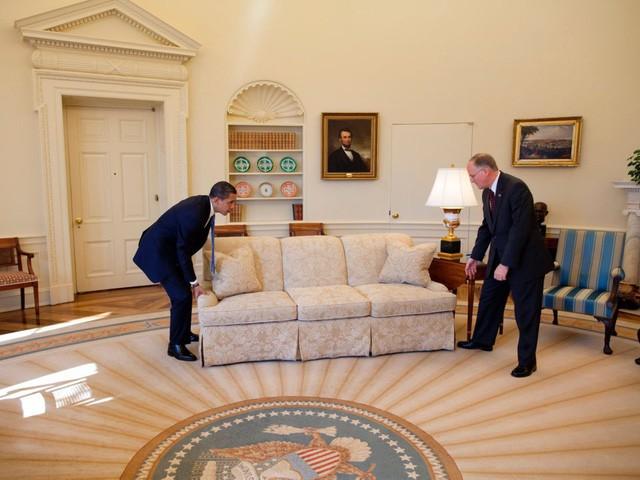 Ngồi ở vị trí áp lực bậc nhất thế giới nên các Tổng thống Mỹ được hưởng nhiều đặc quyền có 1-0-2: Lương 400.000 USD chưa phải là điều hấp dẫn nhất! - Ảnh 3.
