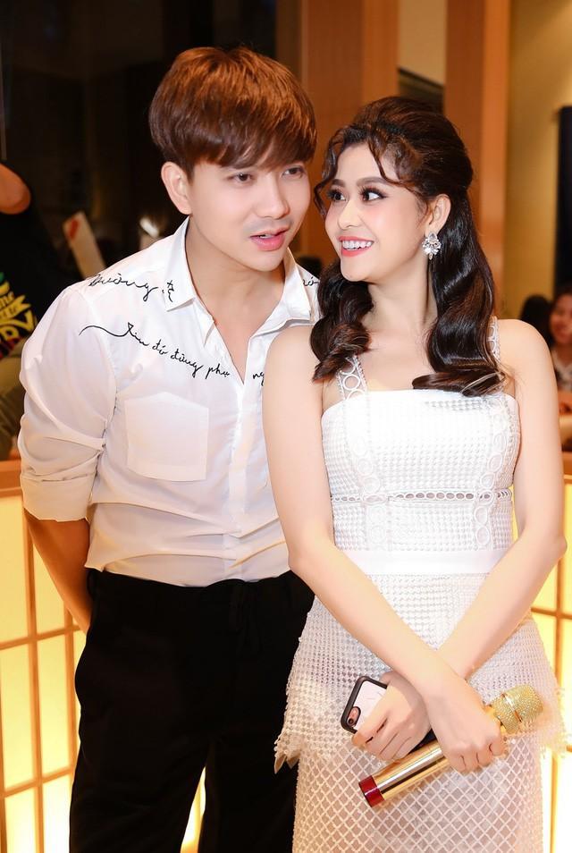 Phản ứng lạ của Trương Quỳnh Anh khi Tim vướng tin đồn hẹn hò với Đàm Phương Linh - ảnh 2