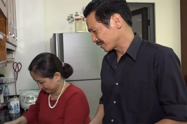 Người phụ nữ tần tảo hiền thục đằng sau thành công của NSƯT Trung Anh Về nhà đi con - Ảnh 4.