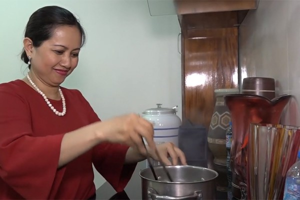 Người phụ nữ tần tảo hiền thục đằng sau thành công của NSƯT Trung Anh Về nhà đi con - Ảnh 5.
