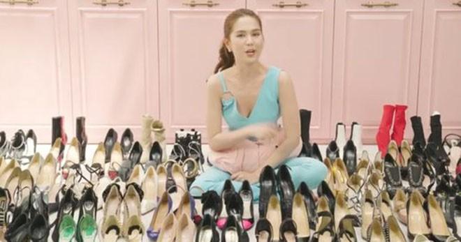 Ngọc Trinh đập hồ cá trong nhà, làm tủ giày hàng hiệu hơn 5 tỷ đồng - Ảnh 3.