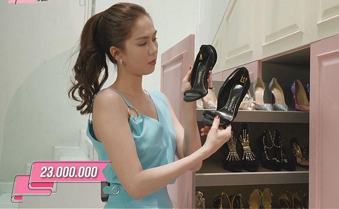Ngọc Trinh đập hồ cá trong nhà, làm tủ giày hàng hiệu hơn 5 tỷ đồng - Ảnh 2.