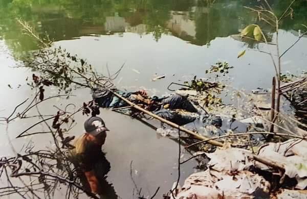 """Thấy """"bạn nghiện"""" chết vì sốc thuốc, liền ném xác xuống sông - Ảnh 1."""