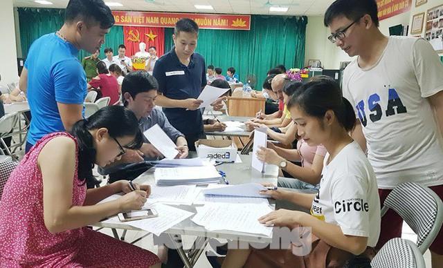 Cư dân chung cư Mường Thanh lo sổ đỏ còn giá trị hay thành giấy lộn - Ảnh 1.