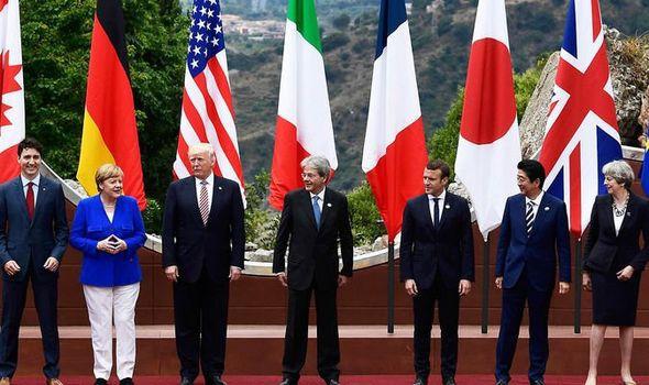 Phương Tây quay lưng rồi lại mời tái hợp G-7: Ông Putin cảm ơn nhưng lắc đầu đầy kiêu hãnh? - ảnh 1