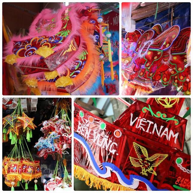Làng làm đồ chơi ở Sài Gòn bận rộn trước thềm Trung thu - Ảnh 11.