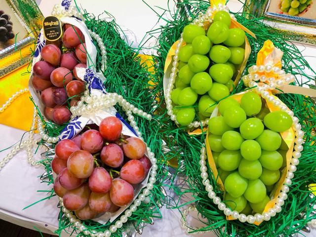 4 loại nho siêu sang khiến nhà giàu Việt thích mê hội tụ ở Hà Nội - Ảnh 5.