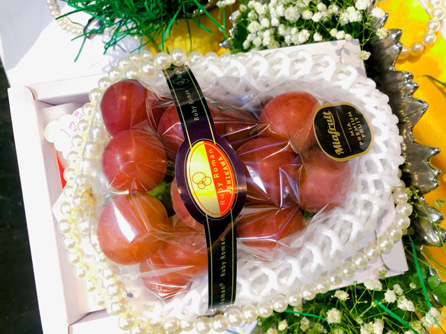 4 loại nho siêu sang khiến nhà giàu Việt thích mê hội tụ ở Hà Nội - Ảnh 7.