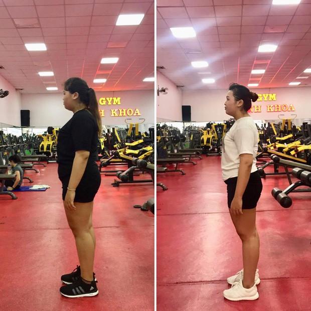 Bạn trai dắt gái lạ đi léng phéng đêm sinh nhật, nữ sinh 2K nhẹ nhàng đáp trả bằng cách giảm 36kg khiến chàng hối hận không kịp - Ảnh 2.