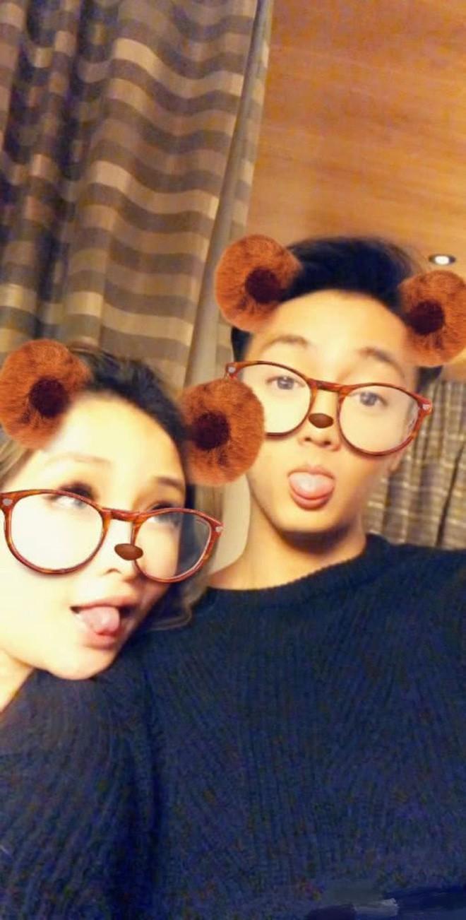 Choáng: Diva xứ Đài Tiêu Á Hiên sinh nhật tuổi 40 công khai bạn trai sinh năm 1995, tình sử thích yêu phi công kém cả giáp - Ảnh 2.