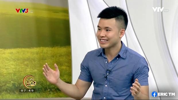 Con nhà người ta Eric TM: Học sinh cá biệt giành 4 học bổng toàn phần Anh và Mỹ, rồi quyết về Việt Nam làm... thầy giáo - Ảnh 3.