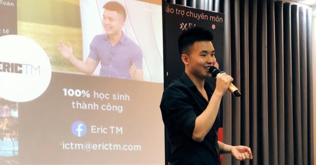 Con nhà người ta Eric TM: Học sinh cá biệt giành 4 học bổng toàn phần Anh và Mỹ, rồi quyết về Việt Nam làm... thầy giáo - Ảnh 4.