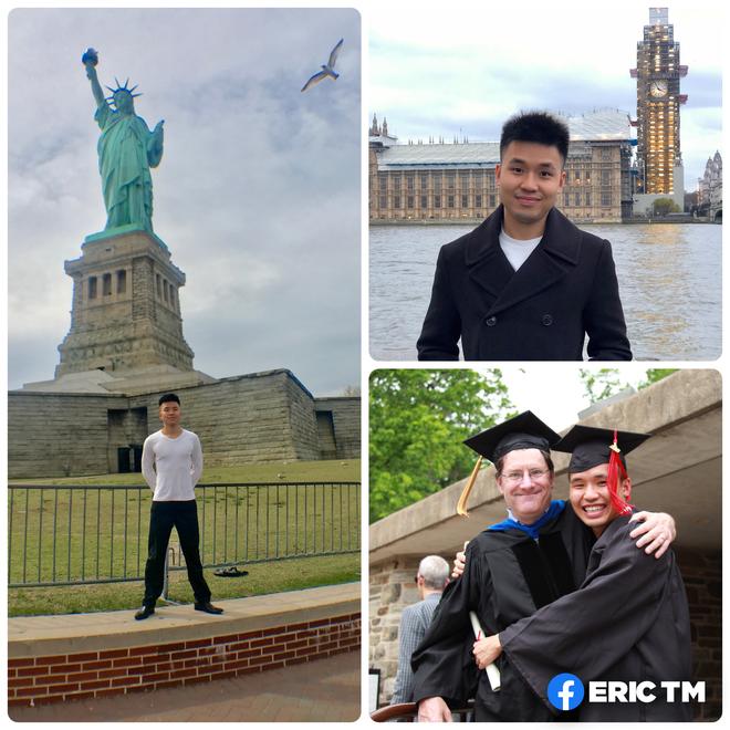 Con nhà người ta Eric TM: Học sinh cá biệt giành 4 học bổng toàn phần Anh và Mỹ, rồi quyết về Việt Nam làm... thầy giáo - Ảnh 5.