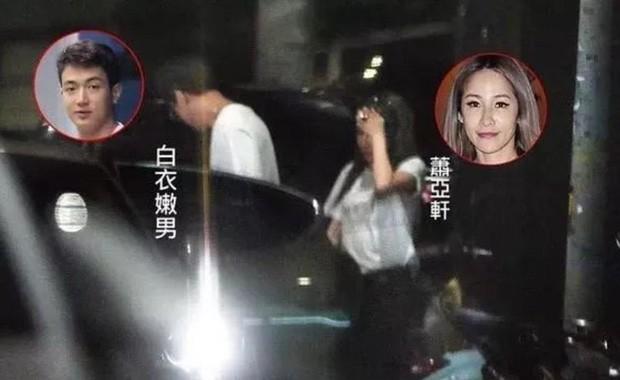 Choáng: Diva xứ Đài Tiêu Á Hiên sinh nhật tuổi 40 công khai bạn trai sinh năm 1995, tình sử thích yêu phi công kém cả giáp - Ảnh 6.