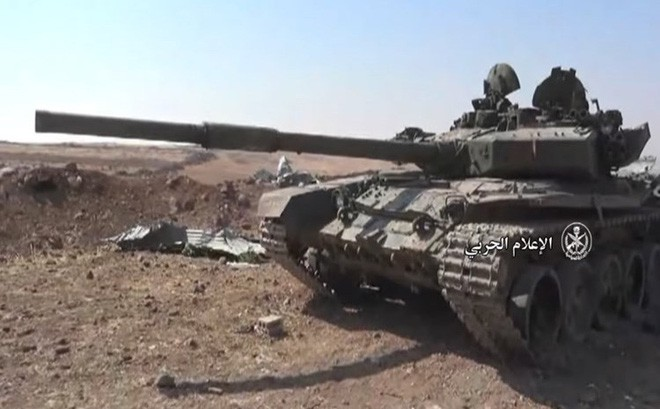 Quân đội Mỹ bất ngờ tuyên bố sở hữu xe tăng T-90A tối tân của Nga - Ảnh 1.