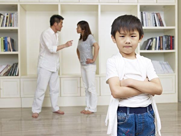 Chứng kiến cảnh bố đánh mẹ, cậu bé 6 tuổi có hành động này khiến nhiều người kinh ngạc - Ảnh 1.