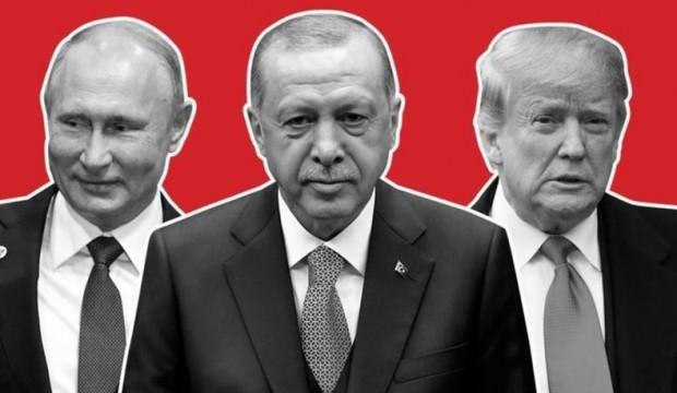 Song tấu Nga-Mỹ dồn vào chân tường ở Syria: Thổ Nhĩ Kỳ nụ cười chợt tắt? - ảnh 1