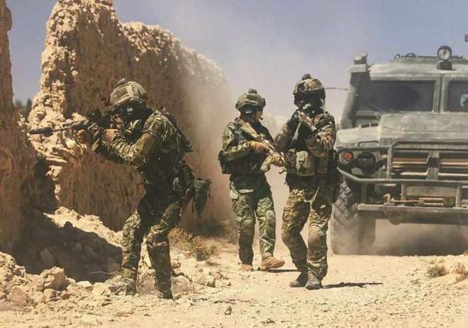 Lính đánh thuê người Nga tử trận tại chiến trường Khan Khanoun, Syria - ảnh 12