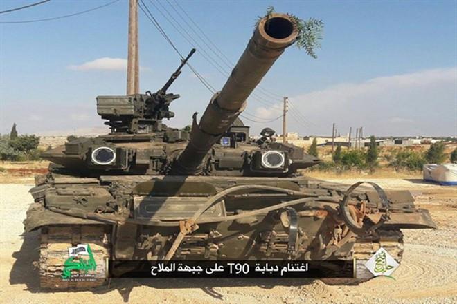 Quân đội Mỹ bất ngờ tuyên bố sở hữu xe tăng T-90A tối tân của Nga - Ảnh 8.