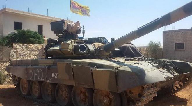 Quân đội Mỹ bất ngờ tuyên bố sở hữu xe tăng T-90A tối tân của Nga - Ảnh 9.