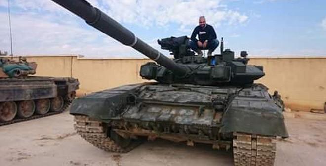 Quân đội Mỹ bất ngờ tuyên bố sở hữu xe tăng T-90A tối tân của Nga - Ảnh 10.